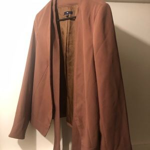 GAP Dusty Rose 🌹 Blazer with Gorgeous Accents
